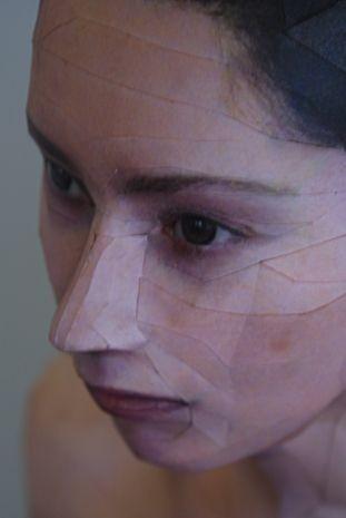 Скульптура-оригами. Изображение № 8.