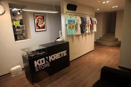 Konkrete Store & Gallery. Изображение № 1.