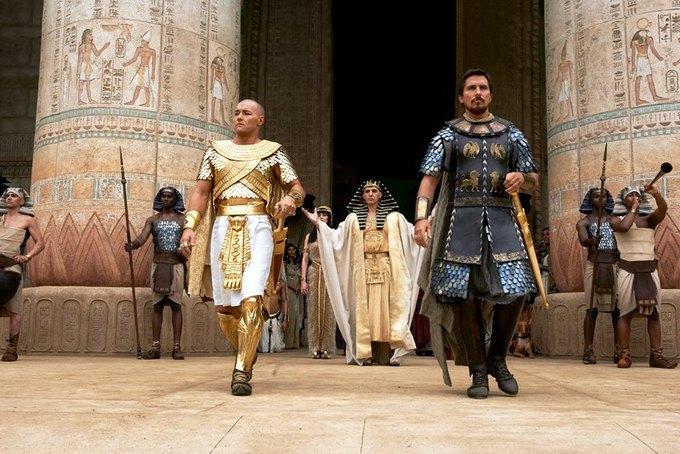 Вышел трейлер фильма Ридли Скотта с Кристианом Бэйлом в роли Моисея. Изображение № 1.