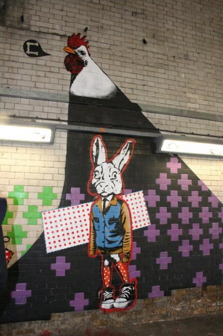 Изображение 11. Cans Festival – Banksy ивсе-все-все.. Изображение № 11.