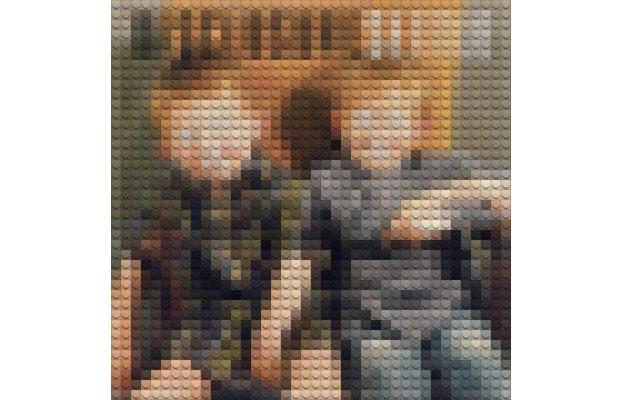 Tumblr-блог публикует Lego-ремиксы обложек альбомов. Изображение № 9.