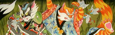 Звериная Япония Мойры Хан. Изображение № 14.