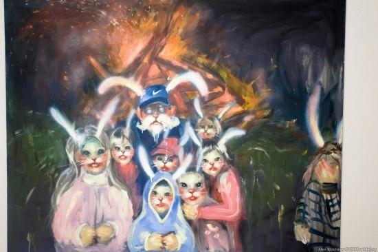 Музей современного искусства в Чехии: Искусство и шок. Изображение № 55.