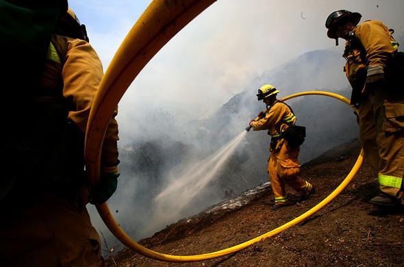 Калифорния вогне. Изображение № 2.