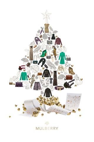 Новогодние fashion cards. Изображение № 15.