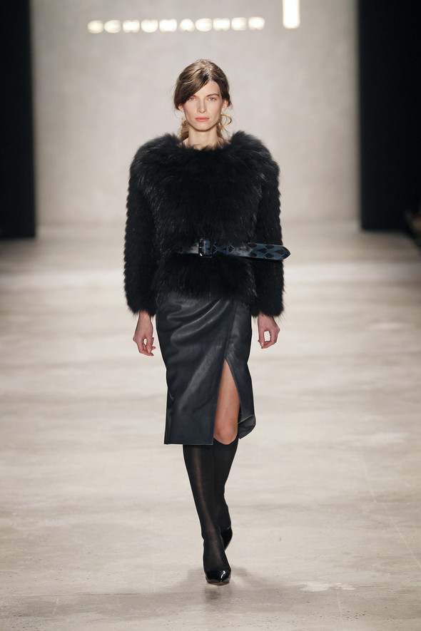 Berlin Fashion Week A/W 2012: Schumacher. Изображение № 38.