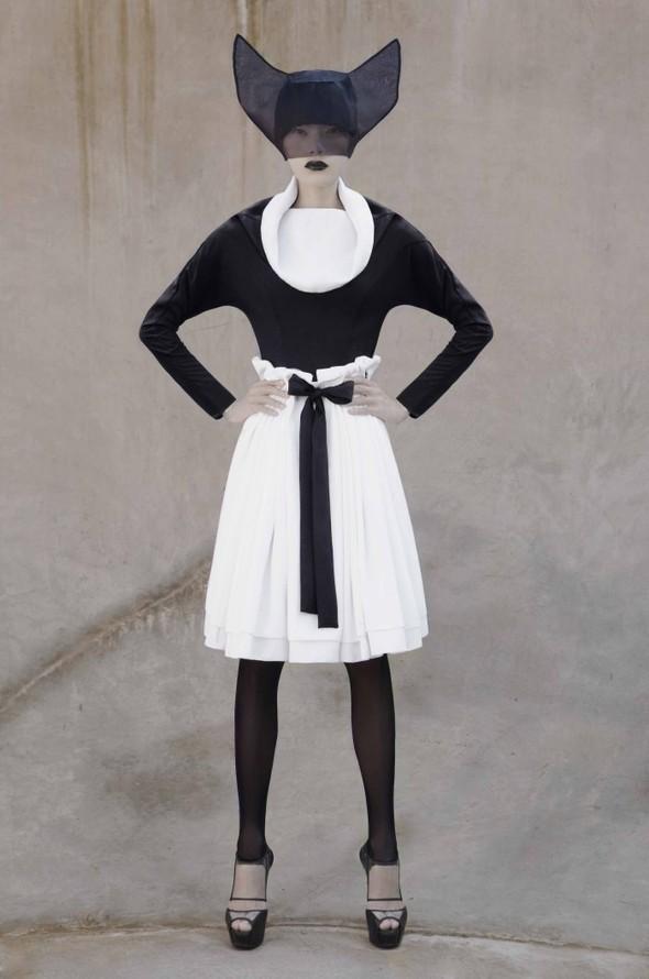 Японский минимализм в одежде – кошечки от Max Tan. Изображение № 14.