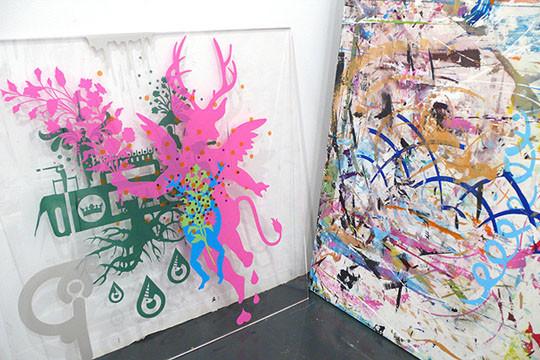 """Выставка """"Studio Franchise"""" художника Ryan McGinness. Изображение № 10."""