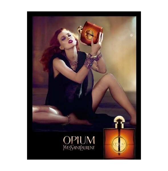 Yves Saint Laurent переиздает Opium. Изображение № 4.