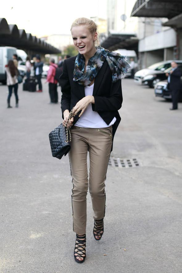 Models street style. Изображение № 50.