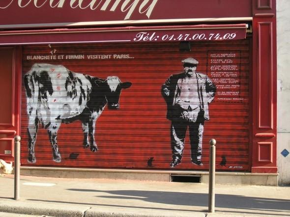 Граффити от легенды стрит-арта Jef Aerosol. Изображение № 2.