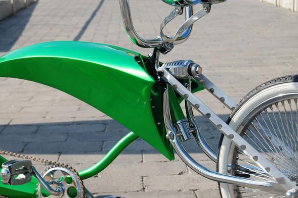 Невероятные велосипеды Джейсона Баттерсби. Изображение № 6.