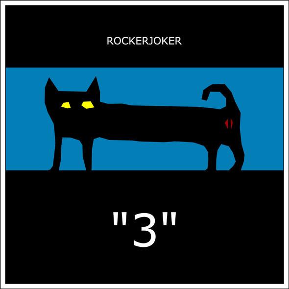 """Новый сингл """"3"""" от трэш-алко-буги трио """"Rockerjoker"""". Изображение № 1."""