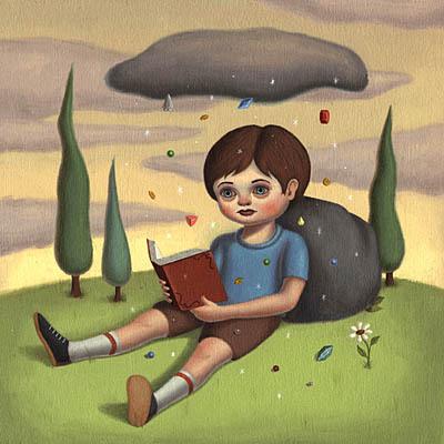 Художница-иллюстратор AnaBagayan. Изображение № 13.