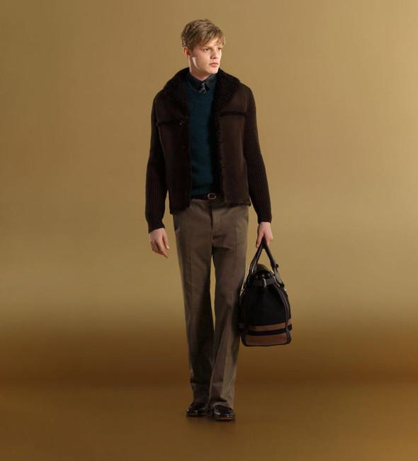 Лукбук: Gucci Fall 2011 Menswear. Изображение № 10.
