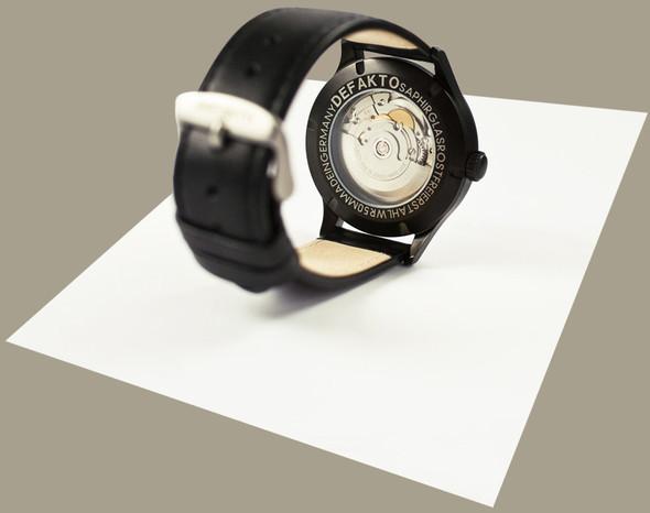 DEFAKTO – часы с одной стрелкой. Изображение № 6.