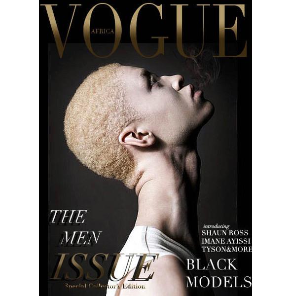 Conde Nast запретил издавать Vogue в Африке. Изображение № 10.