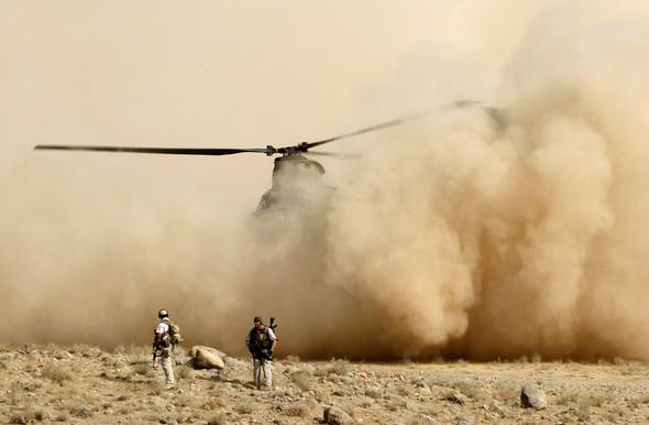 Афганистан. Военная фотография. Изображение № 1.