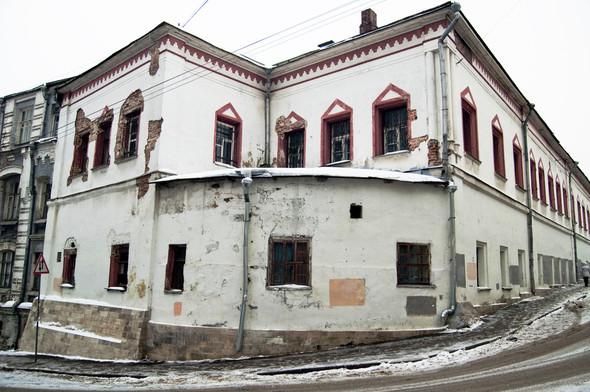 Арт-центр «Хохловские палаты». Изображение № 1.