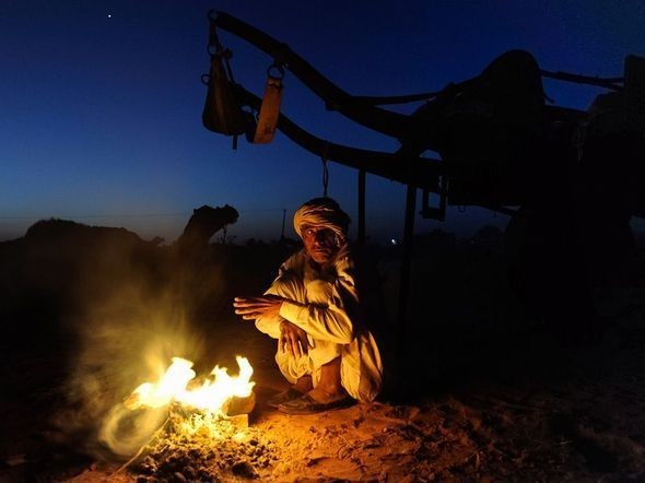 Camel Trader, India. Изображение № 7.