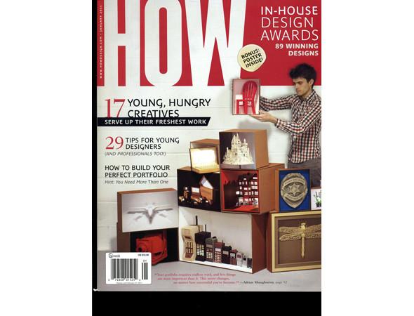 Изображение 16. Журналы недели: 6 популярных изданий о графическом дизайне.. Изображение №16.