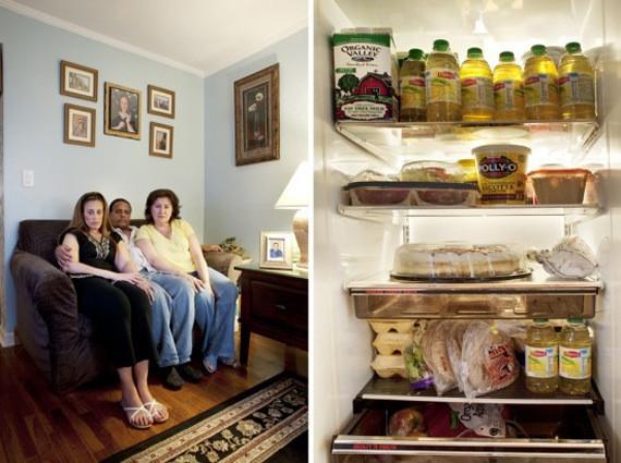 Изображение 11. Душа в холодильнике.. Изображение № 11.