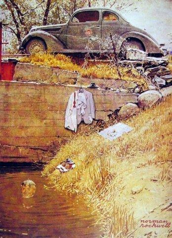 Norman Rockwell. Изображение № 18.
