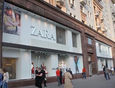 """Zara. Самый """"быстрый"""" модный бренд. Изображение № 2."""