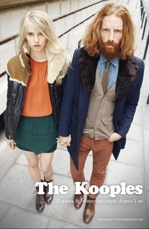 Кампания: The Kooples FW2011. Изображение № 2.