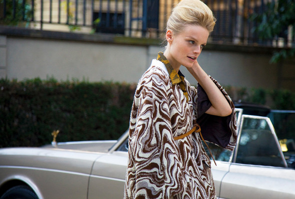 Street Style: Paris Fashion Week. Изображение № 5.