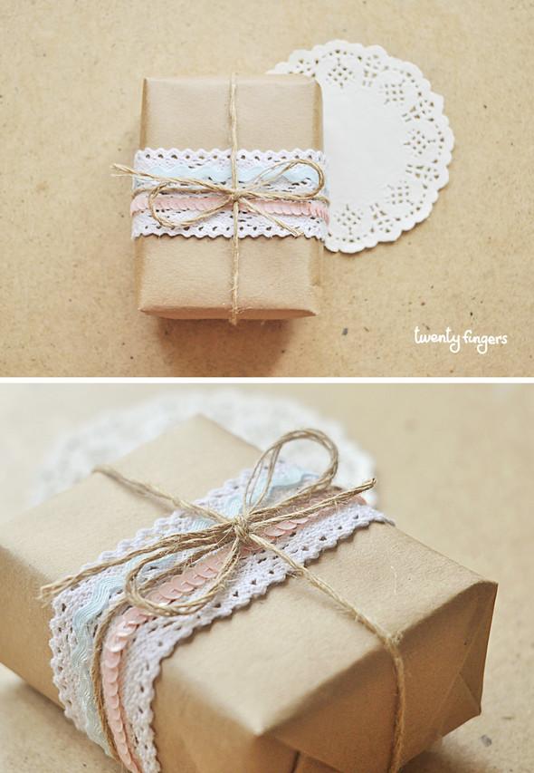 Упаковываем подарки!. Изображение № 12.
