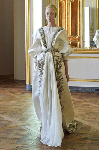 Последняя коллекция Alexander McQueen. Изображение № 13.