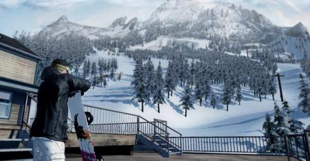 Shaun White Snowboarding. Изображение № 2.