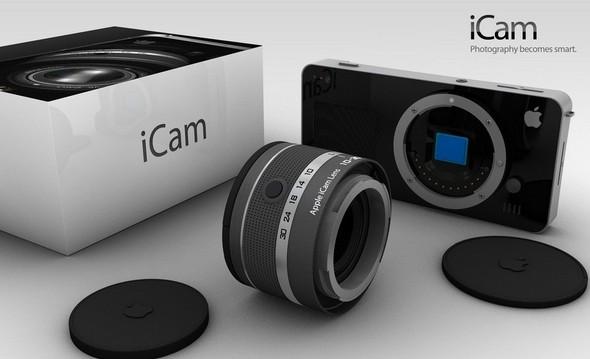 ICam - сделай фотоаппарат из своего iPhone или iPod. Изображение № 10.