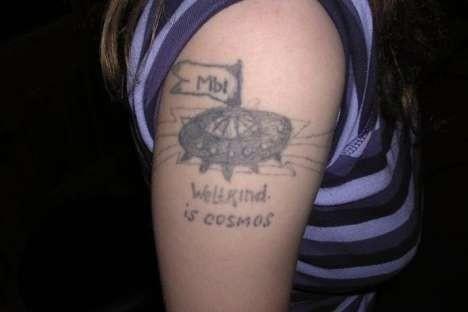 Childish Tattoos или Детская татуировка. Изображение № 13.