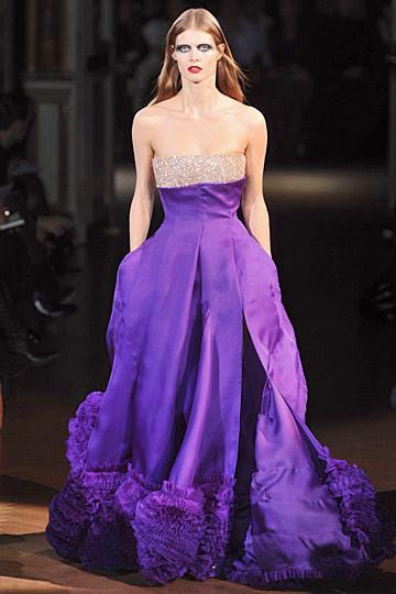 Неделя моды в Париже: Haute Couture. Изображение № 65.