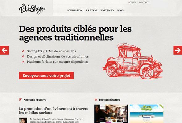 Подборка невероятных сайтов веб-дизайн студий. Изображение № 15.