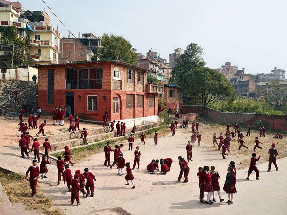 Фото: как выглядят детские площадки вразных странах мира . Изображение № 25.