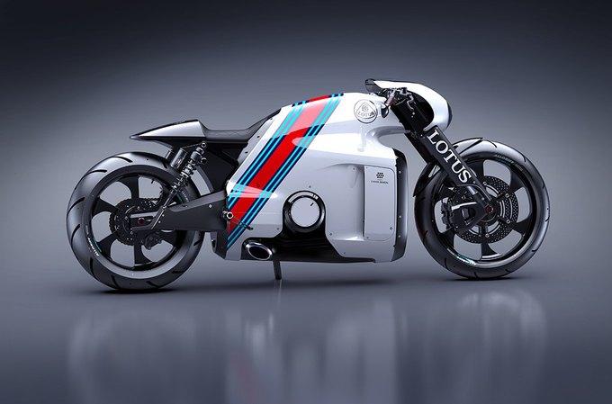 Дизайнер сиквела «Трона» создал супербайк. Изображение № 4.