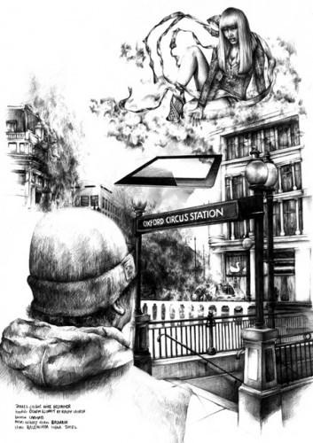 Иллюстрации от Marynn. Изображение № 9.