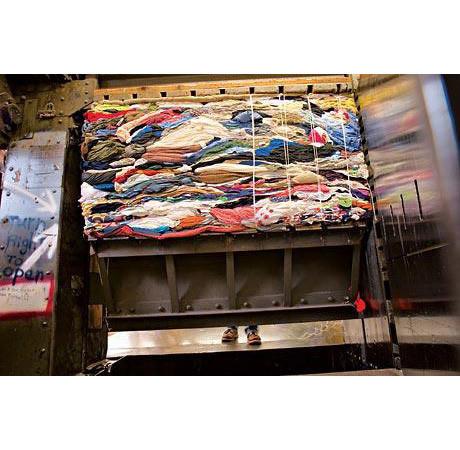 Фабрика по переработке одежды. Изображение № 14.