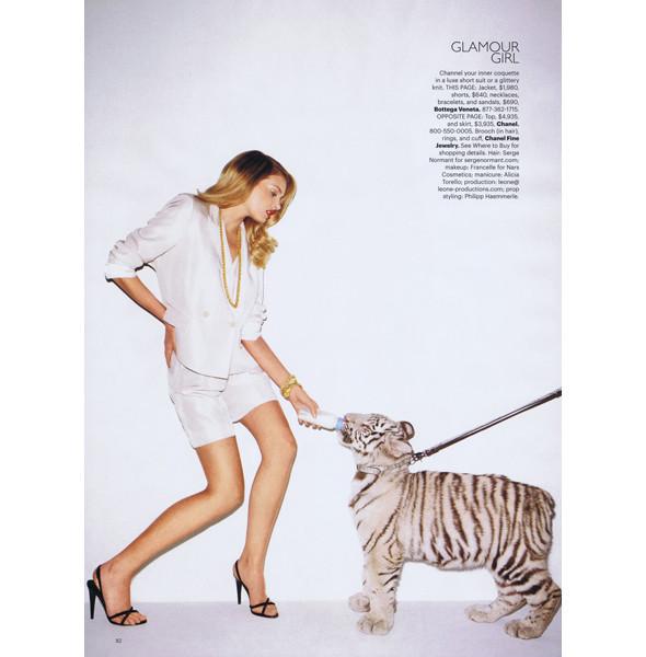 Новые съемки: i-D, Vogue, The Gentlewoman и другие. Изображение № 35.