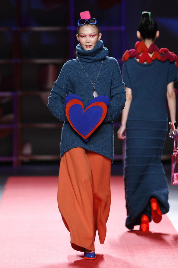 Madrid Fashion Week A/W 2012: Agatha Ruiz de la Prada. Изображение № 20.