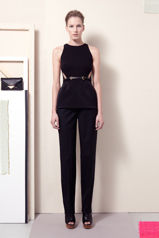 Stella McCartney Pre-Fall 2012. Изображение № 28.