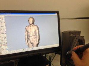 В Японии делают 3D-копии людей из мармелада. Изображение № 2.