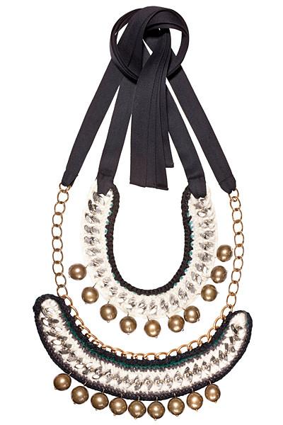 Лукбуки: Chanel, Marni и другие. Изображение №36.