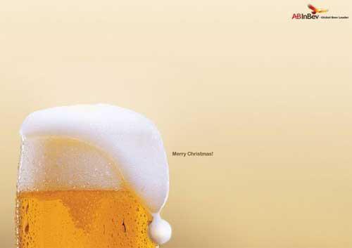 Новогоднее - Рождественский креатив в рекламе. Изображение № 28.