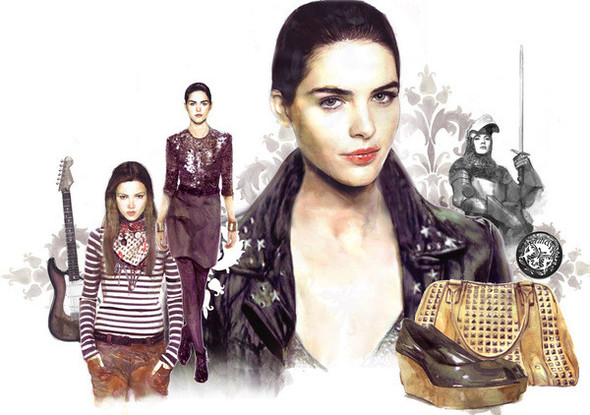 Fashion Illustration. Изображение № 11.
