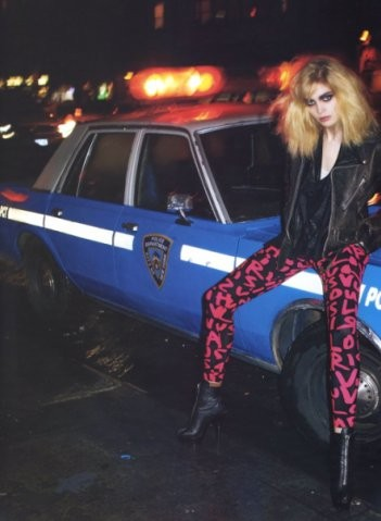 "Vogue Nippon April 2009 ""New York Dolls"" – Terry Richar. Изображение № 23."