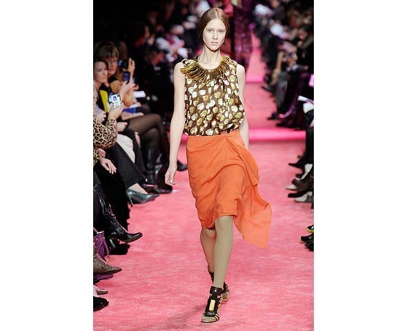 Неделя моды в Нью-Йорке: второй день. Изображение № 102.